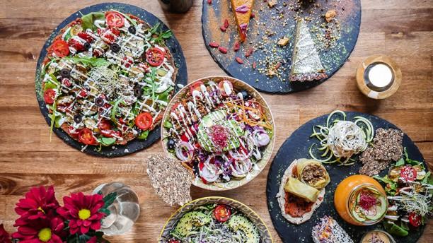 The Raw Kitchen Malmö Kockens förslag