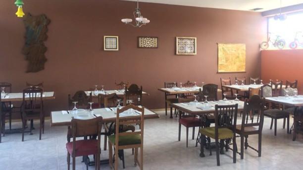 Barco Velho Restaurante Sala