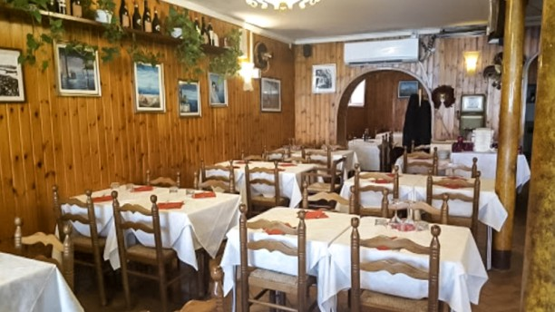 Trattoria & Pizzeria Do Mori Interno