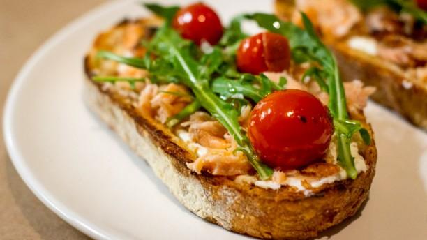 Amsterdam Café Bar e Gastronomia Sugestão do chef