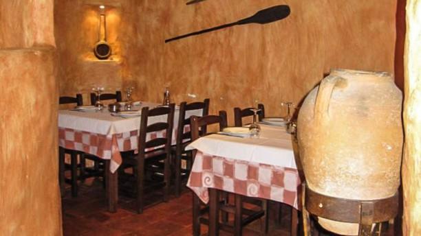 Parrilla Muño Vista sala