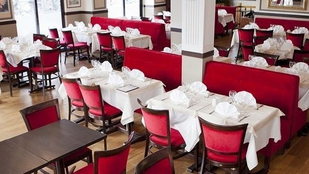 DERYA Salle du restaurant