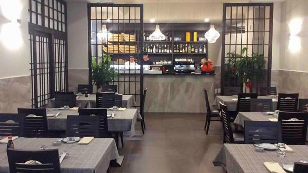 Sakagura Sala del ristorante