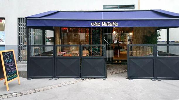 chez madame in paris restaurant reviews menu and prices thefork. Black Bedroom Furniture Sets. Home Design Ideas