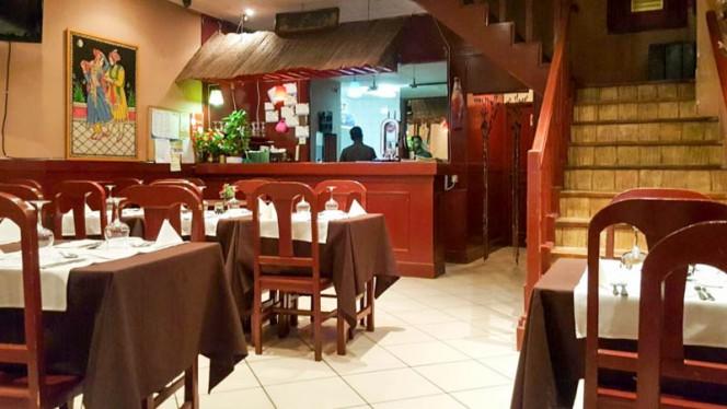 spice Lounge ristorante indiano a Albufeira in Portogallo
