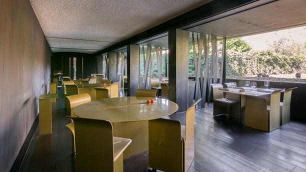Les Cols Restaurant by Fina Puigdevall Vista de sala