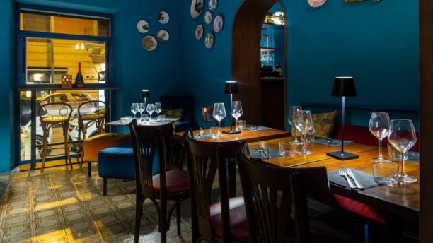 Mazzini 30 Taverna Vista sala