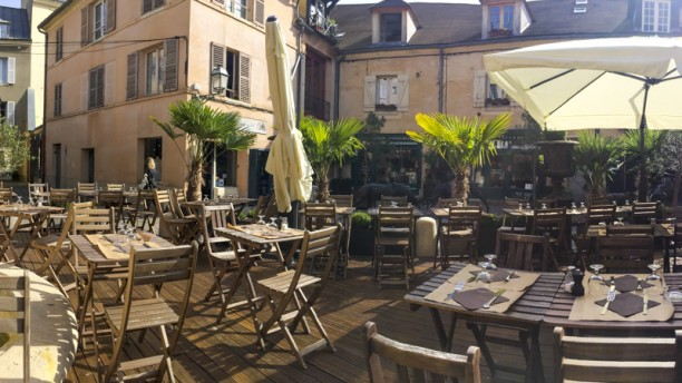Little Italy La terrasse