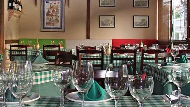 Cantina du Vini rw sala