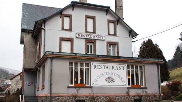 Le Clos des Hortensias Restaurant