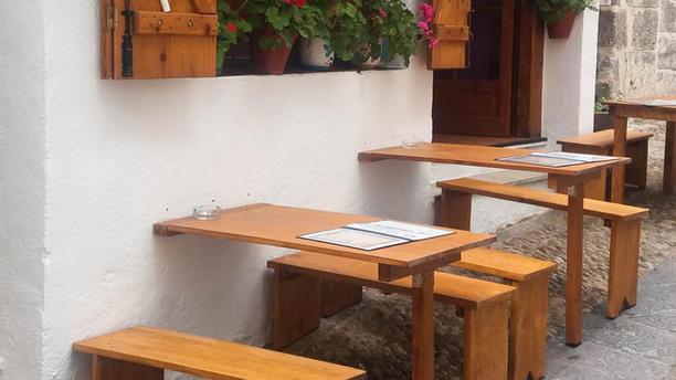 La Taverneta de San Roc Terraza