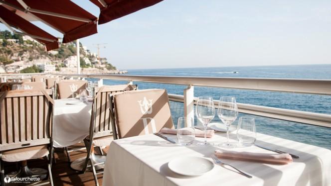 Terrasse - La Réserve de Nice, Nice