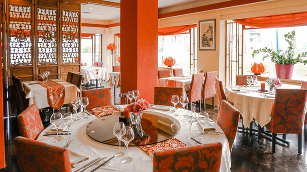 Golden City restaurantzaal