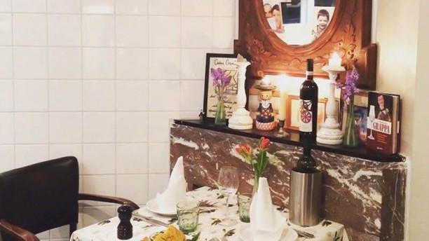 Cucina Casalinga tafel