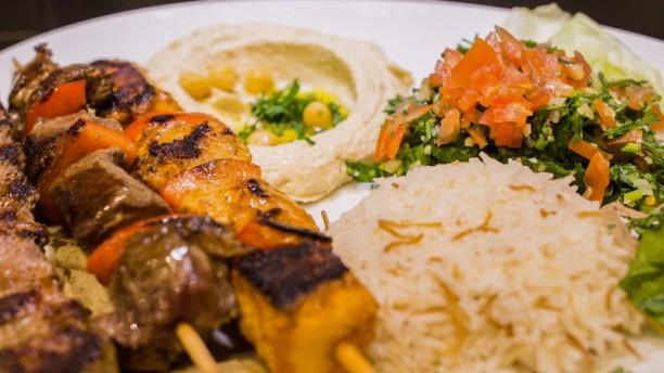 Cedars Restaurant Paris
