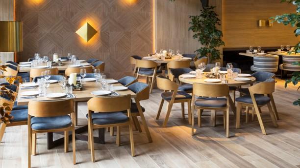Restaurante Pomerania Madrid en Madrid, El Viso, Barrio Salamanca ...