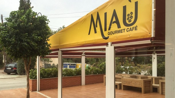 Miau Gourmet Café Fachada