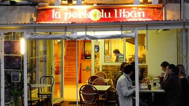 La Perle du Liban Le Restaurant vue de l´extérieur