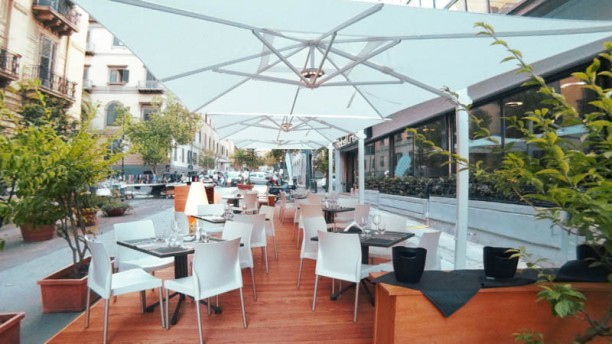 Cristal Bistrot Bar Lounge In Palermo Restaurant Reviews
