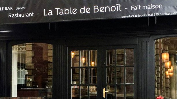 La Table De Benoit Fecamp
