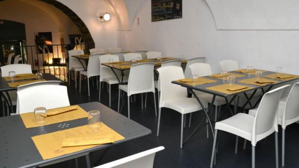 Eat Pizzeria Vista sala