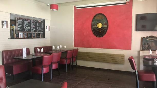 Le Printemps Salle du restaurant
