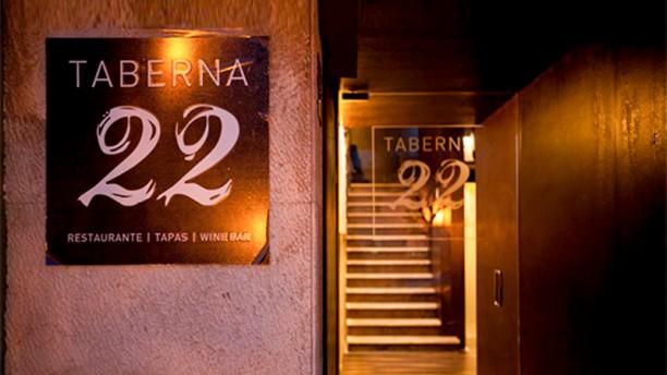 Taberna 22 sala