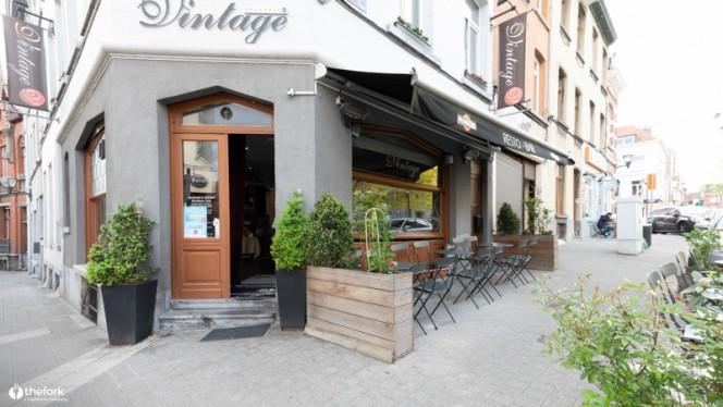 La terrasse - Vintage Brussels, Brussels