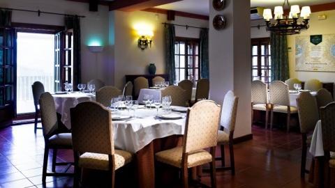 Restaurante Parador de Cazorla, Cazorla