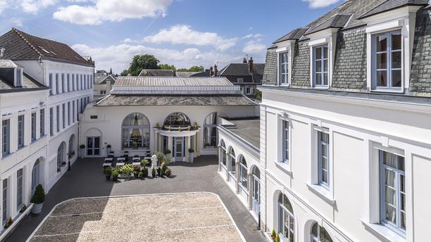 Najeti Restaurant le Clusius Hotel