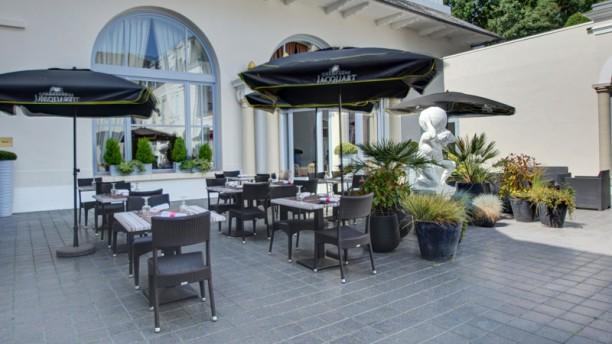Najeti Restaurant le Clusius Terrasse