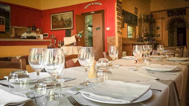 Vecchia Osteria & Antigua Posada Vista sala