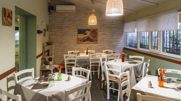 27 Sapori Cucina & Vino Vista sala