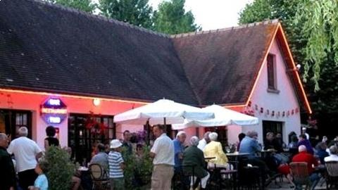 restaurant - Auberge du Domaine du Lac - Blangy-le-Château