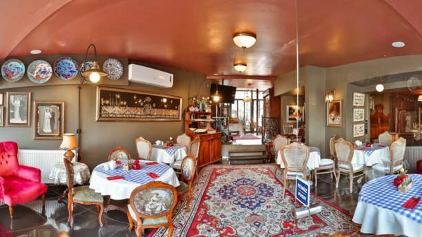 Faikpasha Cafe Restaurant's room