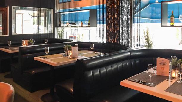 Veerplein Food & Fondue Het restaurant