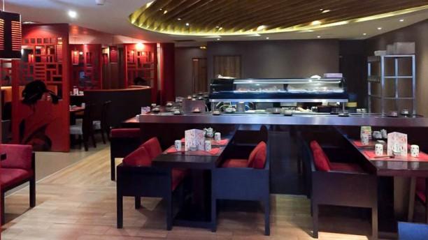 Okinawa Salle du restaurant