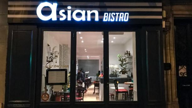 Asian Bistro Devanture