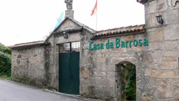 Casa da Barrosa Entrada