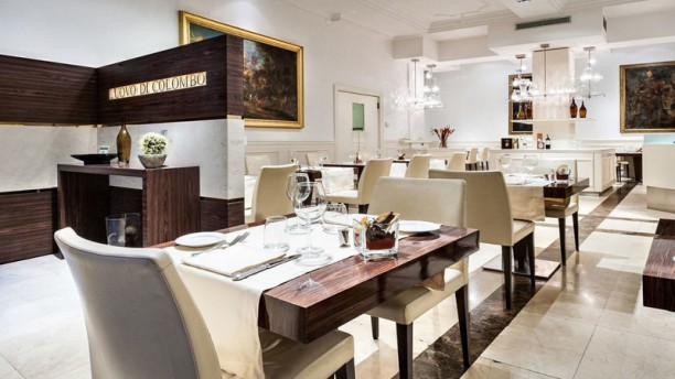 Luovo Di Colombo In Milan Restaurant Reviews Menu And Prices