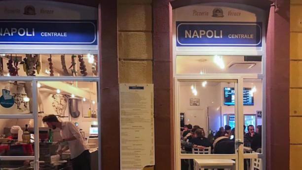 Pizzería Napoli Centrale Entrada