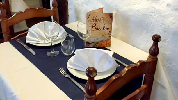 Restaurante mes n del bacalao talavera de la reina en - La reina del mueble talavera ...