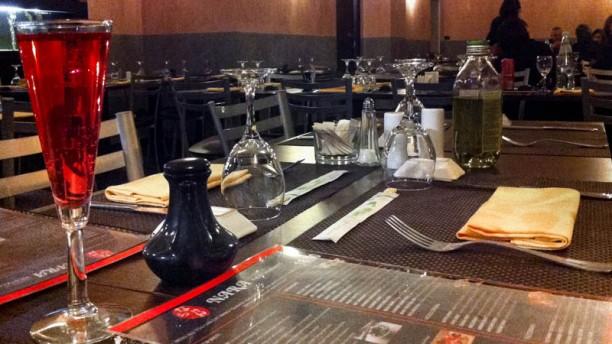 Nara Sushi Restaurant tavolo