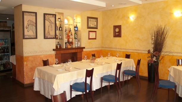 Madrid - Hotel La Mota Vista sala