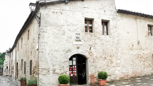 Osteria del leone in bagno vignoni restaurant reviews menu and prices thefork - Osteria del leone bagno vignoni ...