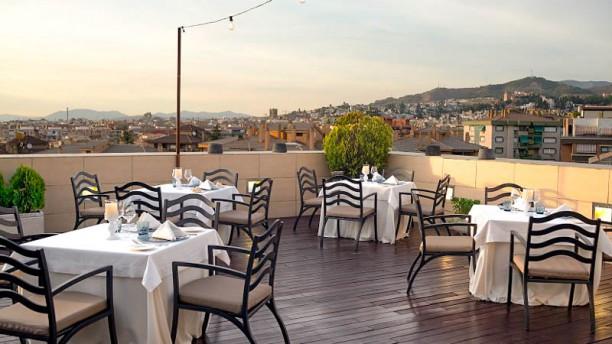 Andalucía - Hotel Andalucía Center terraza