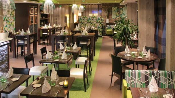 La Présidence Salle du restaurant