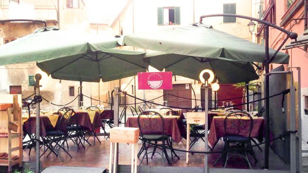 Al Baccanale La terrazza