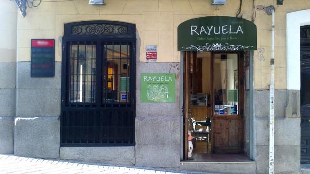 Taberna Rayuela Vista entrada
