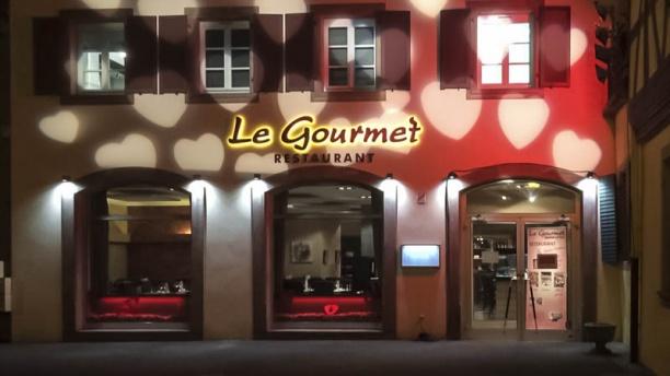 Le Gourmet exterieur